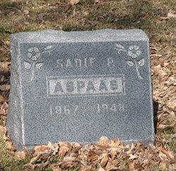 Sadie P Aspaas