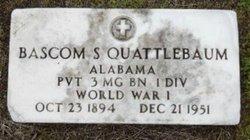 Bascom Seaborn Quattlebaum