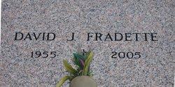 David J Fradette