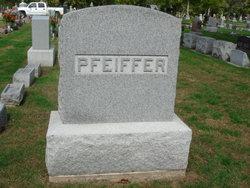 Elizabeth R <i>Witter</i> Pfeiffer