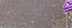 Bill James Brooks