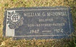 William Gordon Bill McDowell