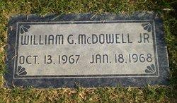 William Gordon Billy McDowell, Jr
