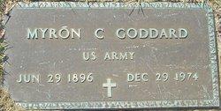 Myron C Goddard