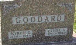 Ethel Pearl <i>Brownell</i> Goddard