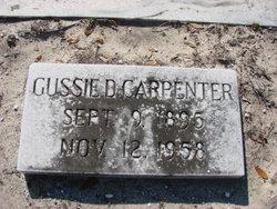 Gussie Louise <i>Davis</i> Carpenter