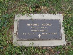 Hershel Acord