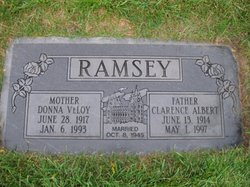 Donna VeLoy <i>Turner</i> Ramsey