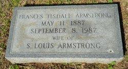 Frances <i>Tisdale</i> Armstrong