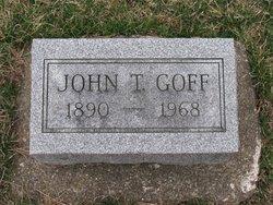 John Taylor Goff