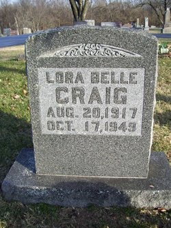 Lora Belle <i>McConnell</i> Craig