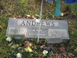 Nancy Catherine Nan <i>Harris</i> Andrews