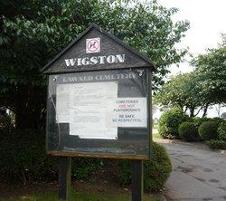 Wigston Cemetery