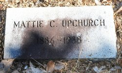 Mattie C. Upchurch