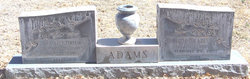 Ruth <i>Fraze</i> Adams