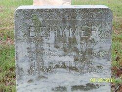 John Lafayette Behymer