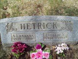 Dollie V <i>Hooks</i> Hetrick