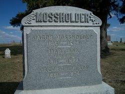 Jacob Mossholder, Jr