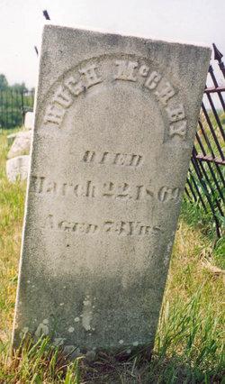 Hugh McCrey