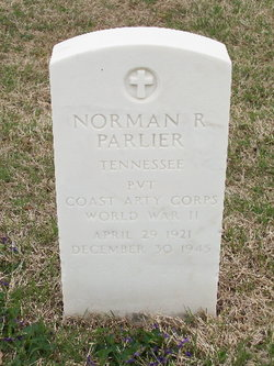 Norman Ray Parlier