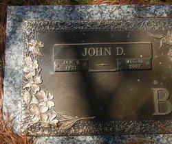 John David Jay Burge