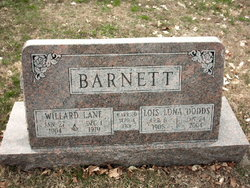 Lois Lona <i>Dodds</i> Barnett