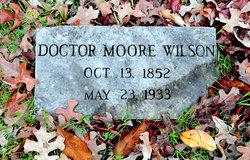 Doctor Moore Wilson, Sr