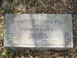 Harriott <i>Rutledge</i> Doar