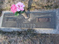 Mrs Bernice Mary <i>Vincent</i> Brunner-Hills
