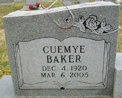 Cuemye Cue Baker