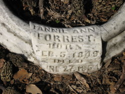 Frances Fannie Ann Forrest