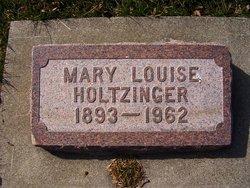Mary Louise <i>West</i> Holtzinger