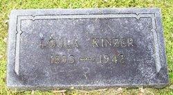 Loula Kinzer
