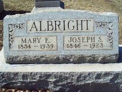 Jacob S Albright