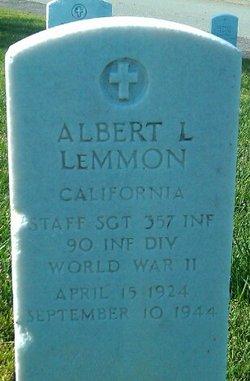 Albert Lindon Lemmon