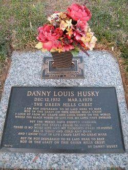 Danny Louis Husky