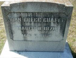 John Gregg Chafee