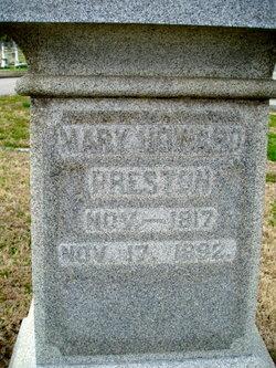 Mary Howard <i>Wickliffe</i> Preston
