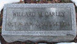 Willard M. Carley