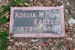 Adelia Mary <i>Zurcher</i> Eastes