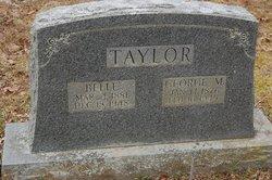 Belle V <i>Johnson</i> Taylor