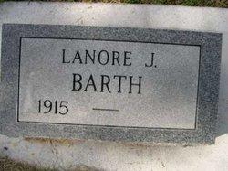 Lanore <i>Jones</i> Barth