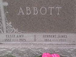 Elsie Amy Abbott