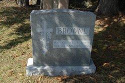 Cornelius J Browne