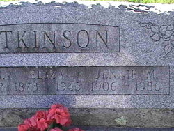Eliza <i>Lawton</i> Atkinson