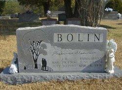 J.D. Bolin