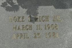 Hoke S Rich, Sr