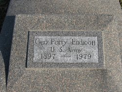 George Perry Endicott