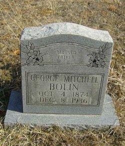 George Mitchell Bolin
