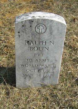 Ralph Newton Bolin